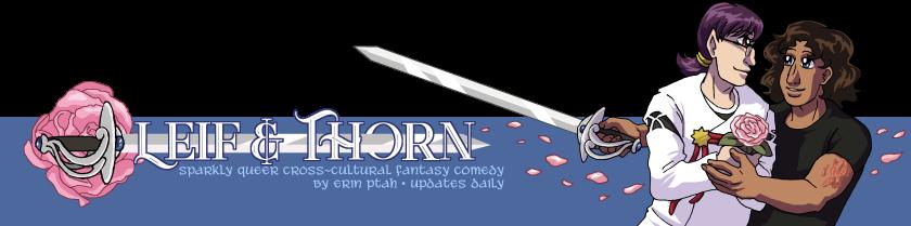 Leif & Thorn