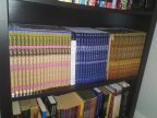 Shelf of Leif & Thorn books