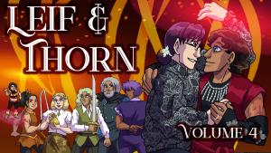 Volume 4 Kickstarter