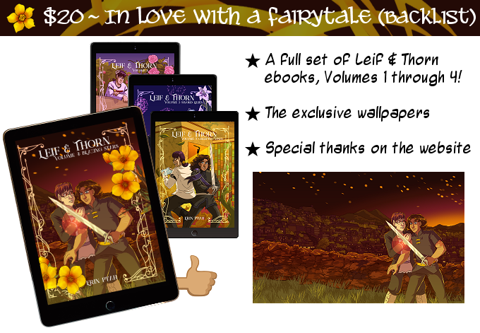 In Love With A Fairytale (Backlist)
